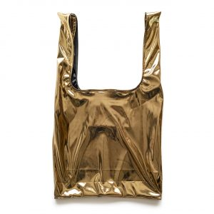 Glam Rock Shopper Gold-Black
