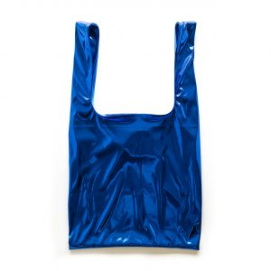 Glam Rock Shopper blue