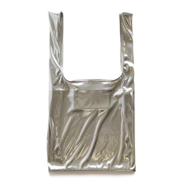 Glam rock shopper champagne