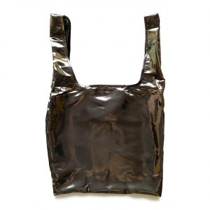 Glam rock shopper glossy-bronze