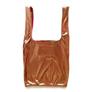 Glam rock shopper gold-red