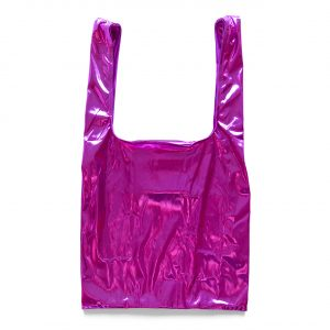 Glam rock shopper pink