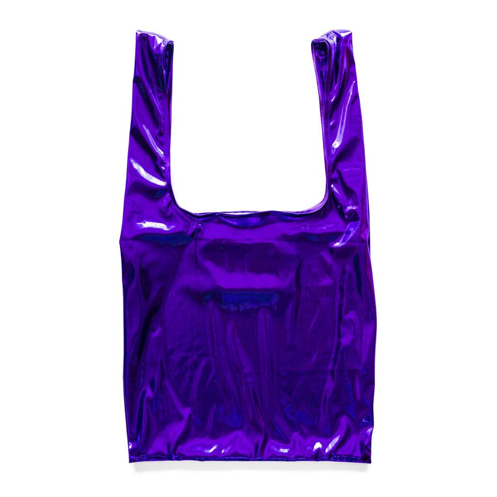 glam rock shopper purple